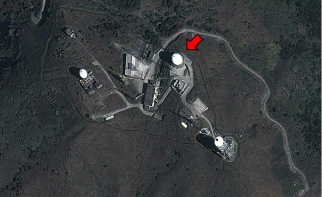 Китайские военные установили шпионскую базу на горе в Гонконге