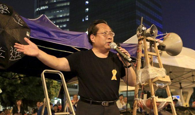 Незапланированное «зонтичное движение» — новая реальность Гонконга