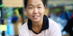 Участники «зонтичного движения» Гонконга: уборка