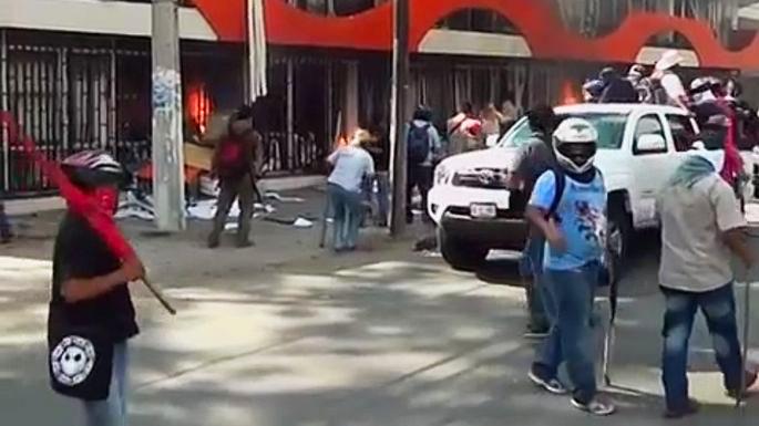 В мексиканском штате Герреро не утихают протесты