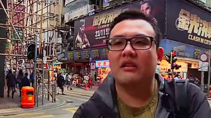 Монгкок зачищен, на улицах усиленные наряды полиции (видео)