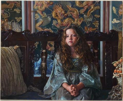 Интервью с финалистами конкурса портретной живописи NTD. Часть 2