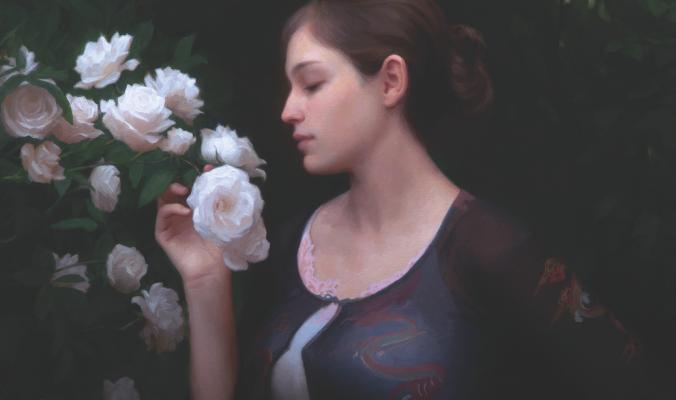 Адриан Готтлиб ― художник с душой поэта