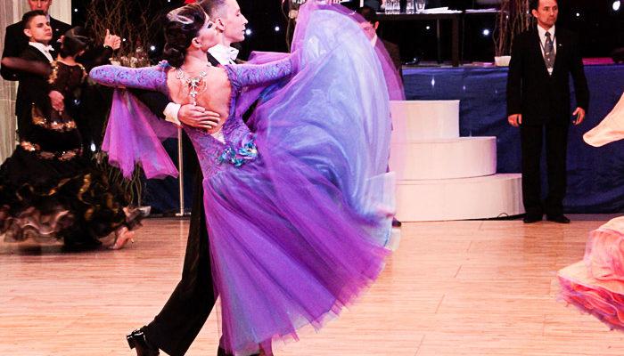 Седьмой Международный турнир по бальным танцам Dynamo Cup состоялся в Нижнем Новгороде