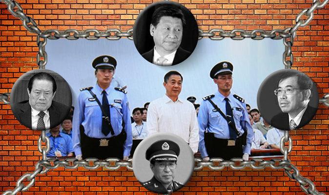 Си Цзиньпин очистил свою вотчину в Китае