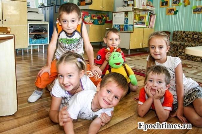 Детский сад. Фото: Великая Эпоха