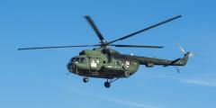 Трое военных Росгвардии погибли в результате крушения вертолёта в Ленобласти