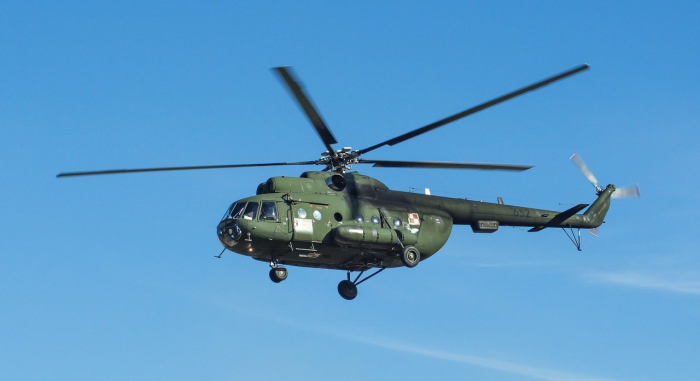 При аварии вертолёта ООН в Южном Судане погибли трое россиян