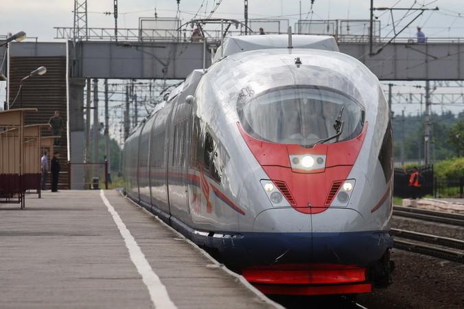 Поезд. Фото: AFP/Getty Images