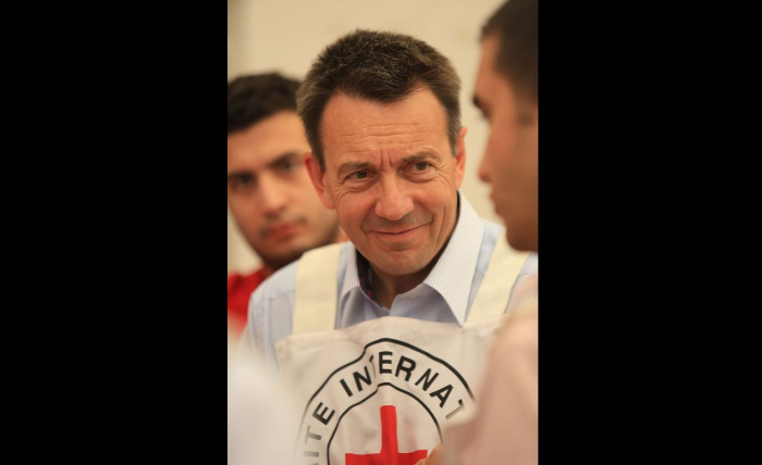 Президент Международного комитета Красного Креста прибыл в столицу Сирии