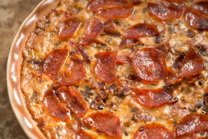 Соус со вкусом пиццы. Фото: Cat Rooney/Epoch Times