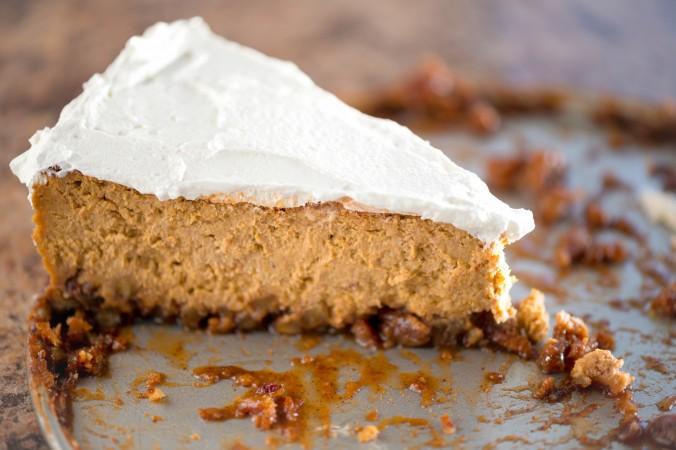 Сырно-тыквенный пирог. Фото: CatRooney/EpochTimes
