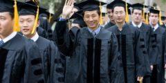 Китайские миллионеры предпочитают обучать своих детей за границей