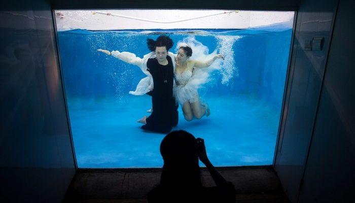 Китайцы стали чаще разводиться и копировать западные свадьбы
