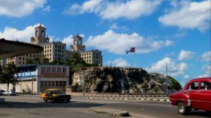 Президент США Барак Обама в среду объявил о нормализации отношений с Гаваной. Скриншот видео.