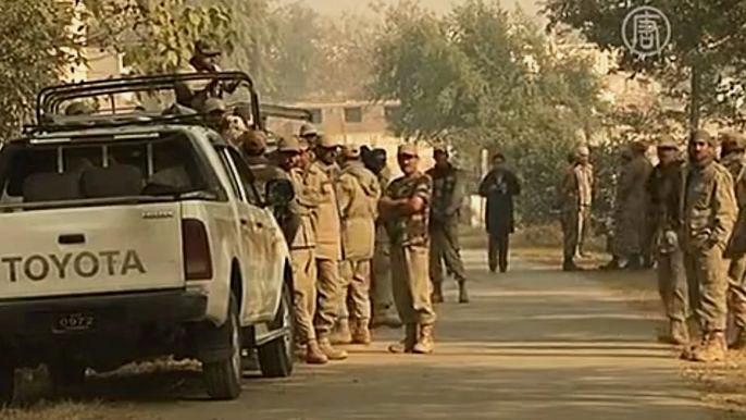 Согласно пакистанскому законодательству, «терроризм» - очень широкое понятие.  Скриншот видео.