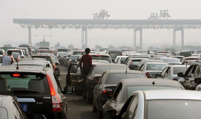 Платные дороги в Китае — раздолье для коррупции