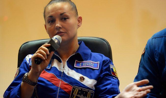Космонавт Елена Серова готова к полёту длиной в год