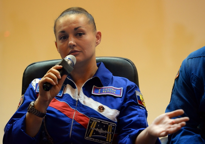 Елена Серова. Фото: VASILY MAXIMOV/AFP/Getty Images