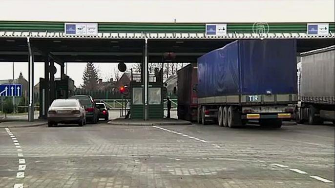 Как показывают опросы, только половина литовцев поддерживает введение общей европейской валюты. Скриншот видео.