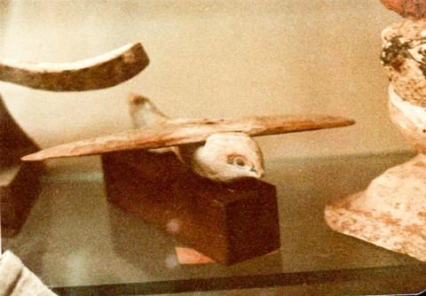 Древние египтяне изготавливали аэропланы?