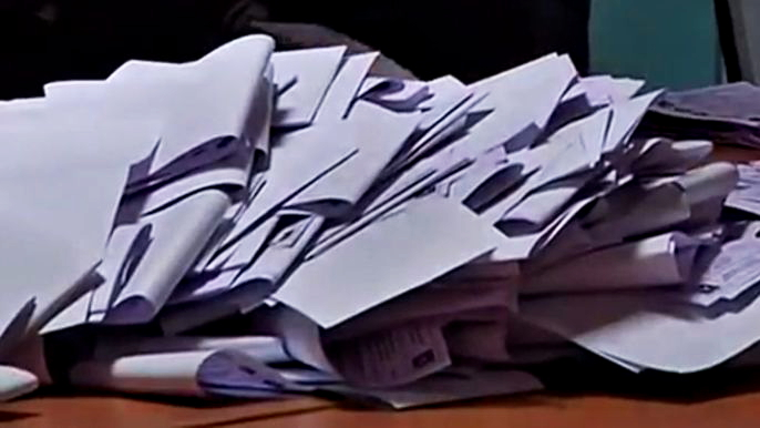 В Молдове в воскресенье состоялись парламентские выборы (видео)