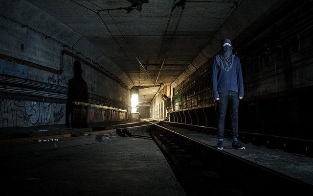 В столице задержали диггеров, пытавшихся отпраздновать новый год в метро