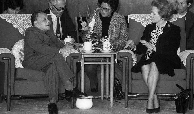 Великобритания в 1984 году обещала вернуть Гонконг, если Китай не выполнит договорённости