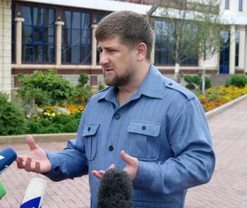 Следователи не нашли в высказываниях Рамзана Кадырова подстрекательства к преступлениям