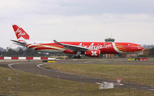 В день крушения лайнера у компании AirAsia не было разрешения на полёт