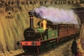 туризм, Чехия, старинный поезд