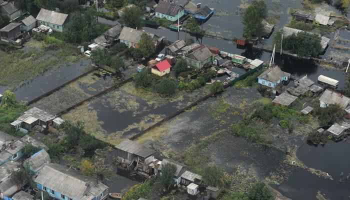 В ближайшее десятилетие крупных наводнений в Сибири будет в два раза больше