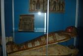 наука, Египет, саркофаг «Певца Амона»