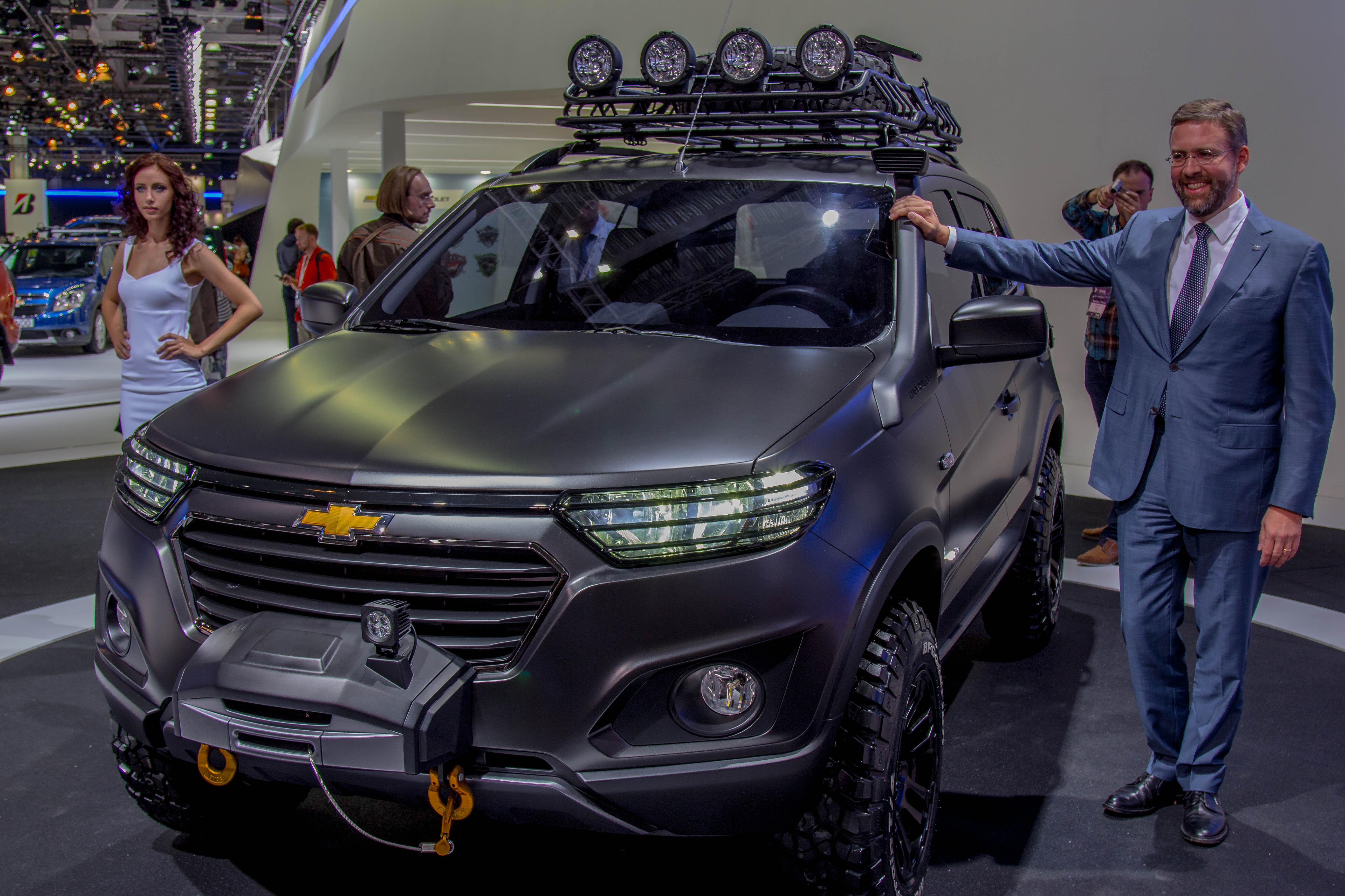 Производство новой Chevrolet Niva могут отложить на полгода