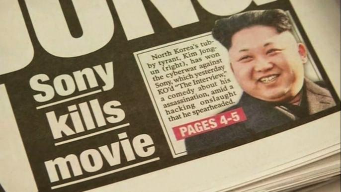 Корпорацию SONY критикуют за решение отменить показ фильма о покушении на Ким Чен Ына (видео)
