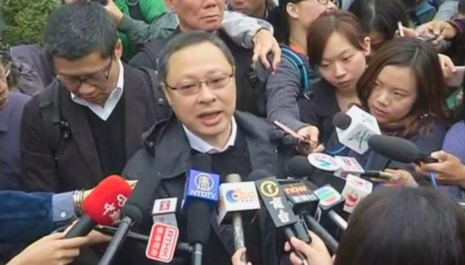 Насилие и беспорядки дискредитируют мирную природу протеста — организаторы 'Occupy Central'