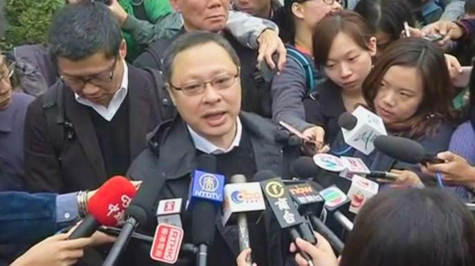 Насильственные методы и беспорядки дискредитируют изначально мирную природу протеста — организаторы 'Occupy Central' (видео)