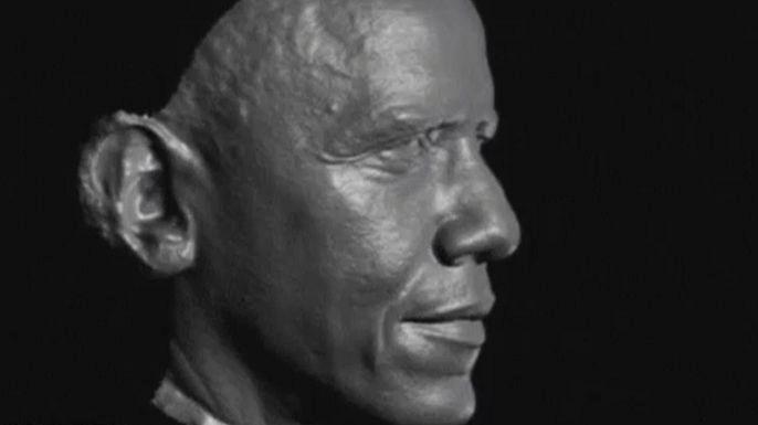 В Белом доме распечатали 3D-бюст Барака Обамы