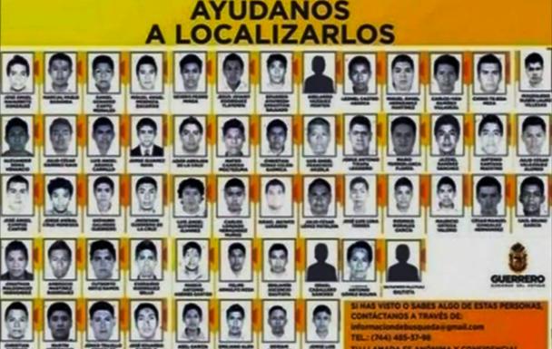 Эксперты опознали останки одного из пропавших мексиканских студентов