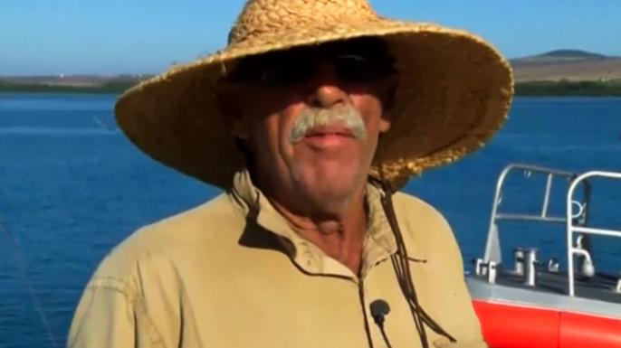 У берегов Гавайев после двух недель поисков спасли 67-летнего рыбака