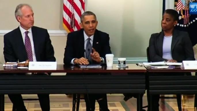Расширение санкций не поможет, лучшие санкции — это время — Барак Обама
