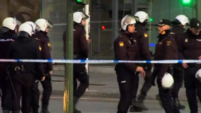 Испанец попытался взорвать штаб-квартиру правящей партии