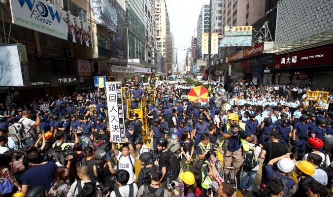 Фракции КПК намерены по-разному решать гонконгский вопрос