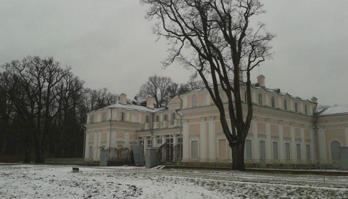 Китайский дворец под Петербургом