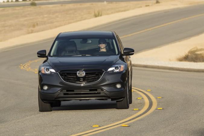 Mazda CX-9 2015 года
