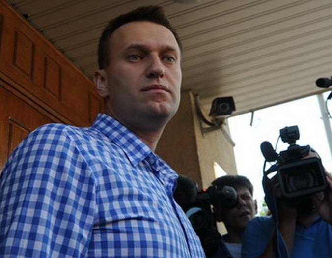 Алексей Навальный. Фото: ANDREY SMIRNOV/AFP/GettyImages