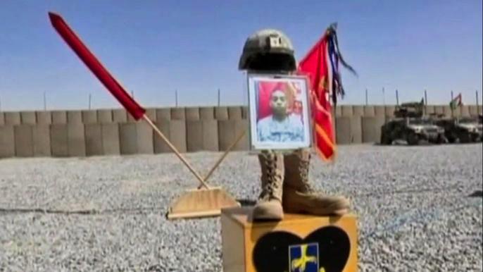 После 13 лет войны завершена боевая миссия НАТО в Афганистане (видео)