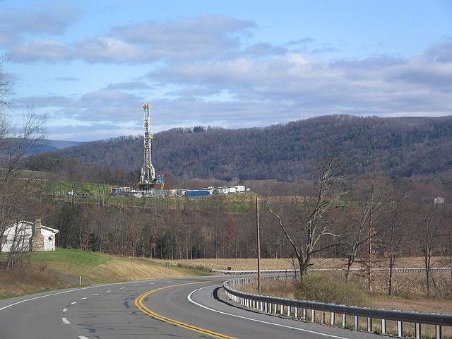 В штате Нью-Йорк запретят добычу сланцевого газа