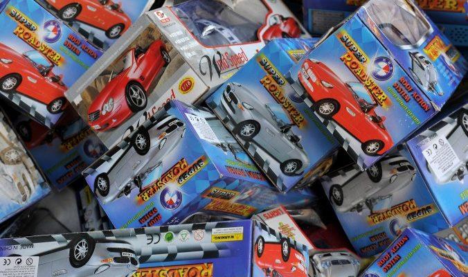 Китайские игрушки сделаны в ужасных условиях