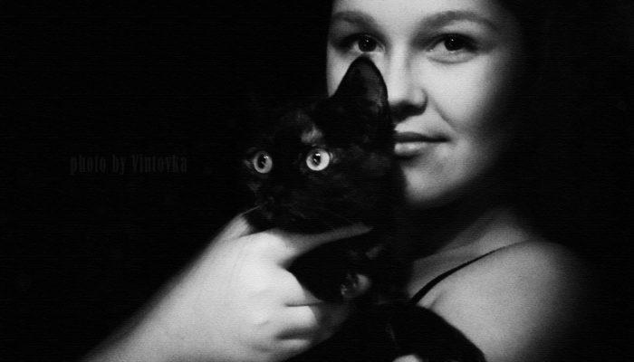 Марина Куренбина — фотограф-портретист